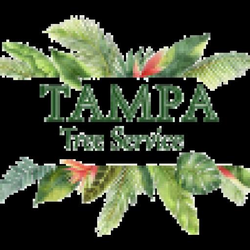 tampa tree service logo image