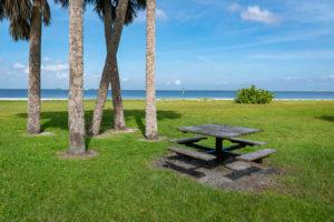 Picnic Island Park Beach